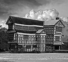 Little Moreton Hall Cheshire by ten2eight