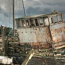 Good Hope Cabin by John Hare