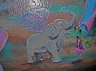 Elephants and Faerie by Wendy Crouch