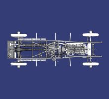 Rolls-Royce 40-50HP Chassis by bachelorshall