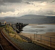 Barmouth Railway Bridge, Wales by Simon Duckworth