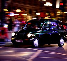 Taxi in London by remos