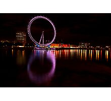 London Eye II Photographic Print