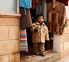 People 4281 Potosi, Bolivia by Mart Delvalle