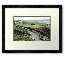Dursey Island, County Cork, Ireland Framed Print