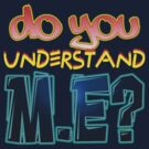 Understanding ME by Buckworth