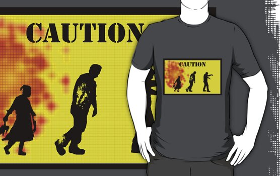 Caution! by Anthony Pipitone