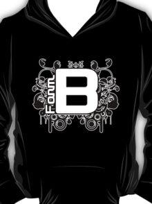 Form B Music 11 April 2011 T-Shirt