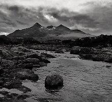 Sgurr nan Gillean - Isle of Skye by caledoniadreamn