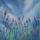 lavender filled days........ by Gigi Guimbeau