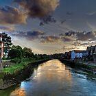 River Arun by Mike Matthews