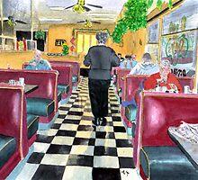 Duffy's Restaurant by Yvonne Carter