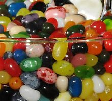 Jelly Bean Delight by Donna Wayman