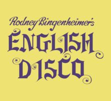 Bingenheimer's English Disco by superiorgraphix
