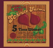 Schrute Farms by superiorgraphix