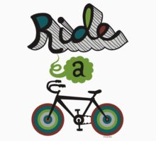 Ride a bike 3 by Andi Bird