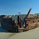 Shipwreck 5 by Nick Boren