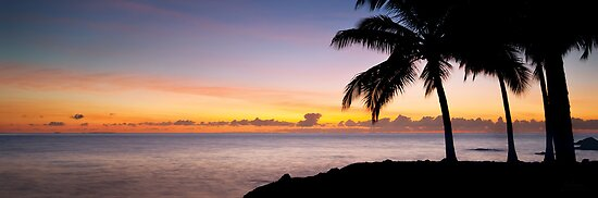 Summer Sunrise - Port Douglas by Rob Brown
