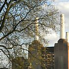 Battersea Power Station - by day by silverangel