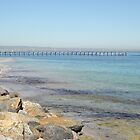 Port Noarlunga Jetty by MargaretMyers