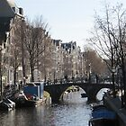 A Canal in Amsterdam by Patricia127