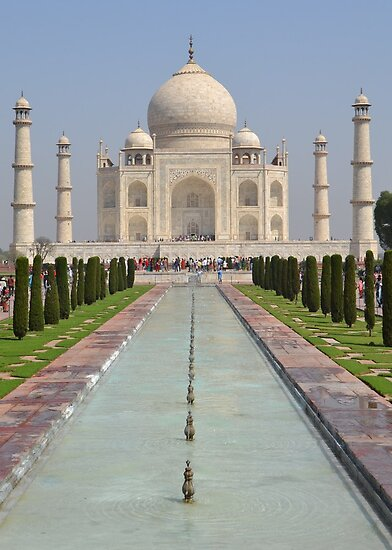 The Mighty Taj by Lisa Baumeler