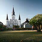 Jackson Square by Loretta Stephens