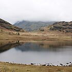 Blea Tarn - reflected by monkeyferret