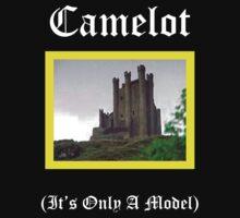 Camelot-Only A Model by Rachel Miller