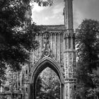 Chapel - All Saints Cemetery   by Victoria limerick