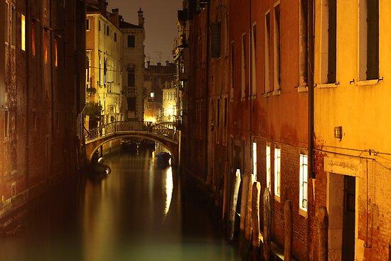 Streets of Venice by Sergey Martyushev