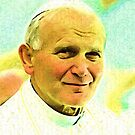 Pope JPII Beatification by Albert