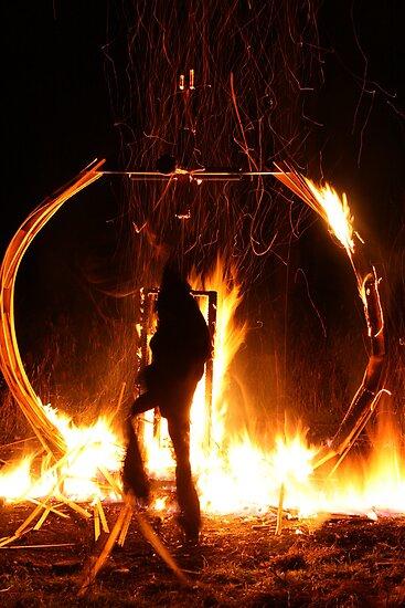 Fire Dancer by FarWest