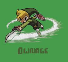 Zelda Ownage by ShellySabotagex