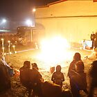 Back Alley Fire Show 6 by FarWest