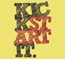 Kick Starter by krum04