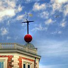 Time Ball - Royal Observatory, Greenwich by Victoria limerick