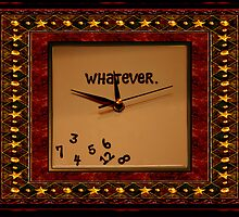 My Kind of Clock!  Time after Time by SummerJade