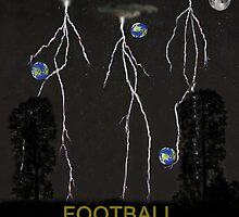 Football Universe by Eric Kempson