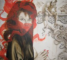 * Fuego * by Alexander Shurr