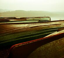Mysteries of Boats & Lochs  by dansLesprit