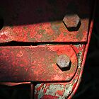 Wagon Hitch Detail by Christopher Herrfurth