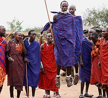Masai dance by Virtuosa