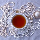 Elegant Tea Time by sprucedimages