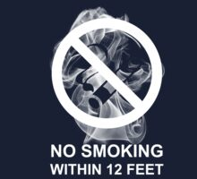 Respect My Choice Not To Smoke (imperial) by Michael Lee