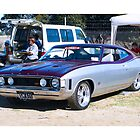 Beaultful Mr Muscle Car by Paul  Tsinas