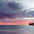 sunset jetty by adouglas
