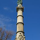 Soldiers and Sailors Monument by Lee d&#x27;Entremont