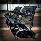 Weathered Seat by KBritt