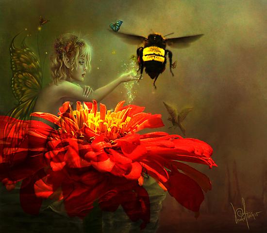 Flight of Fantasy by Brenda Burnett